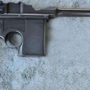 世界上第一种军用自动手枪诞生于哪一年?