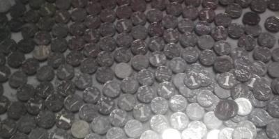 小时候的一毛钱硬币还有吗,现在值多少钱一张?