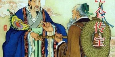 封神榜上第一位神柏鉴,根本没有参与封神大战,为何还能被第一个封神?