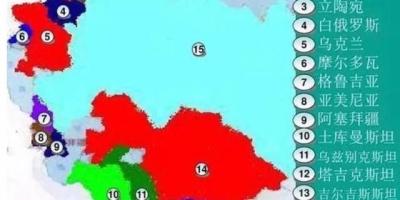 乌克兰继承了多少前苏联的军事力量?