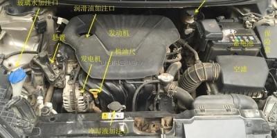 买车的时候很多人打开引擎盖看,能看出什么门道吗?