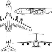 普通客机都能坐一百多人,为什么大型运输机只能坐几十人?