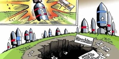 为什么美国不允许其它国家拥有核武器?