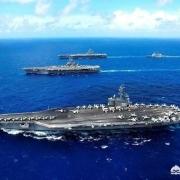 现代航空母舰都需要配备哪些类型的舰载机?