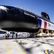 核潜艇为什么这么贵?