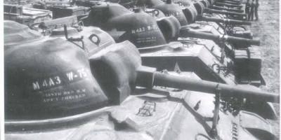 二战时期,美国一共损失了多少辆谢尔曼坦克?有何依据?