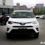 2.0的荣放自动挡汽车最低版本落地多少钱?