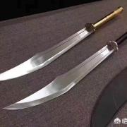 雪花镔铁刀每夜都啸叫,为何交给武松就不叫了?