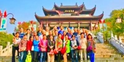 为什么上海的老头和老太太喜欢到处旅游?