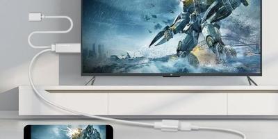 如何利用一部手机和一台显示器改造成电视?
