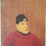 南京明孝陵的「明」字为什么多一横,写成了「眀」?