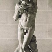 为什么有些西方人体艺术要用裸体来表现?