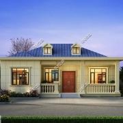 我想在农村盖个12*7的一层房子,怎么设计好呢?