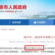 每月5500元退休金,在南京是什么水平?