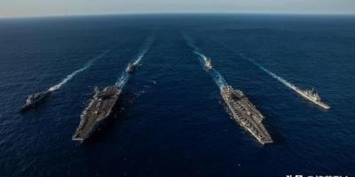 世界上有哪几个国家能抵抗美国双航母战斗群?
