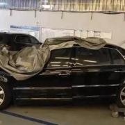 车子被肇事者直接撞报废了,对方全责,车辆购置税的保险公司不赔,肇事司机应该赔吗?