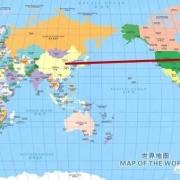 为何中国飞往美国的飞机不直接横飞太平洋?而是要绕上一圈?