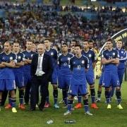 阿根廷为什么屡次在世界杯输给德国?