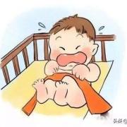 婴儿经常在睡梦中突然大哭,什么原因?