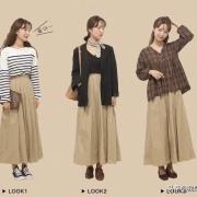 155小个子衣服春装怎么买?