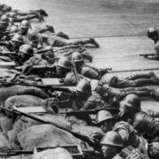 二战时期,日本大阪第四师团真的是窝囊废吗?