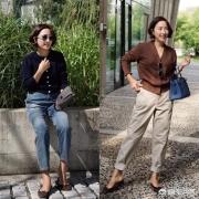 40+的微胖女人如何穿搭比较得体?