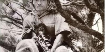 号称枪法精准,日军二战为何很少有王牌狙击手?