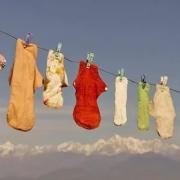古代没有卫生巾,女子在生理期是如何做到防漏的?