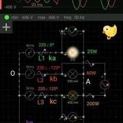 我小区一栋楼测得电压300V,电灯烧了好几个,是哪里出问题了?