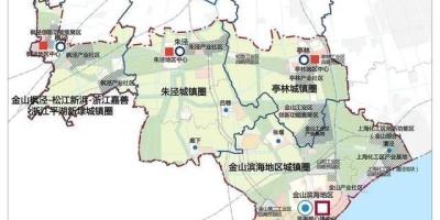 上海五大新城怎么没有金山?