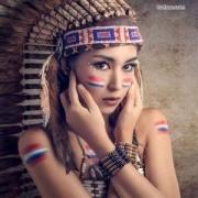 印第安人是殷商人的后裔吗?