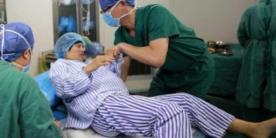 当你面临剖腹产时,你的心情是怎样的?
