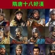 不比武艺只比兵法,隋唐十八条好汉谁居第一位?
