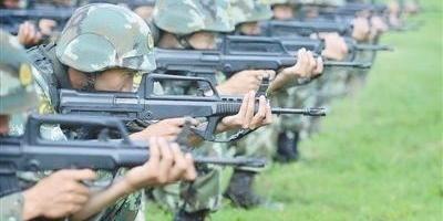 已经有新式步枪,为何部队任大量装备95式?