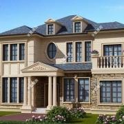 东西面宽14米,南北宅基长19米,想盖2层进深10到12米,底层两卧,怎么设计?