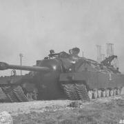 美军T-95坦克最后为什么没有服役?