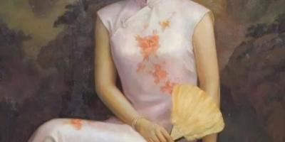 如何欣赏评价绘画大师霍奇金斯的油画画风?