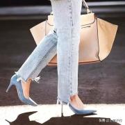 为什么大街上穿高跟鞋的越来越少?