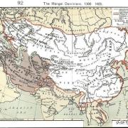 成吉思汗曾经打下的江山,如今都包含了哪些国家?