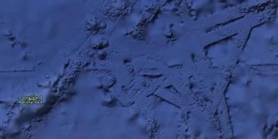 太平洋底发现庞大水下结构,疑似史前文明建筑,史前文明真的存在吗?