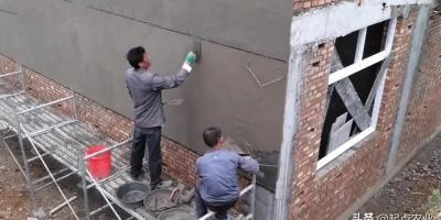 农村大多用水泥砂浆做外墙,好处在哪里?