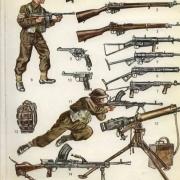 为什么二战时英国还在用转轮手枪?