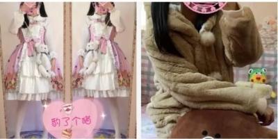 有没有什么粉色系少女心的衣服店可以推荐?