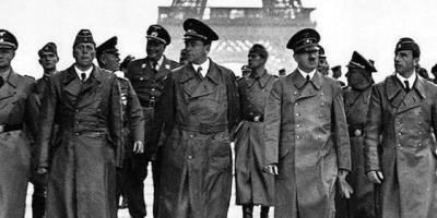 1940年希特勒准备对瑞士下死手时,为何在最后一刻突然喊停?