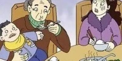 看孙子,应不应还得照顾大人,给他们做饭还得把饭端到面前,应该吗?你怎么看?