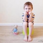 把尿是否对孩子有影响,多大开始把尿合适?
