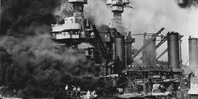 """二战期间,日本为何""""脑子进水"""",突然向美国开战?"""