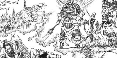 封神大战中,孔宣为何不用五色神光对付大鹏,而是与他斗了足足两个时辰?