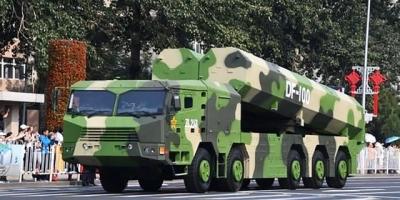 阅兵首秀,至今仍未公开真身,DF100导弹神秘之处在哪?