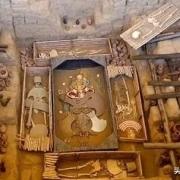 古代的活人陪葬,人进去以后能在墓穴里活多久?